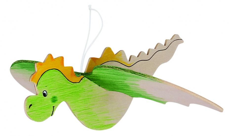 Goki Mobiel Zweeffiguur Draak Breedte Circa 21 cm