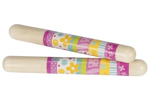 Goki Percussiestokken hout