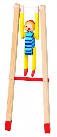 Goki Rekstok Clown Met Muts 23cm