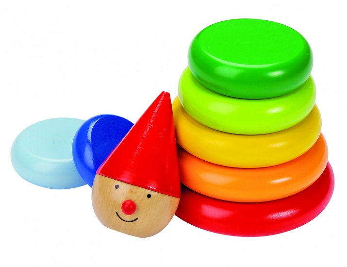 Goki Stapeltoren: Magnetische Clown 8 Delig