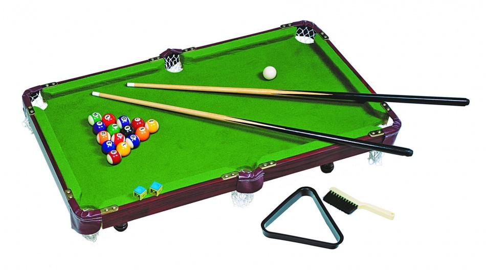 Goki Tafelbiljart Pool 51 x 91 cm