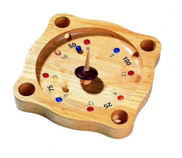 Goki Tiroler Roulette Vierkant