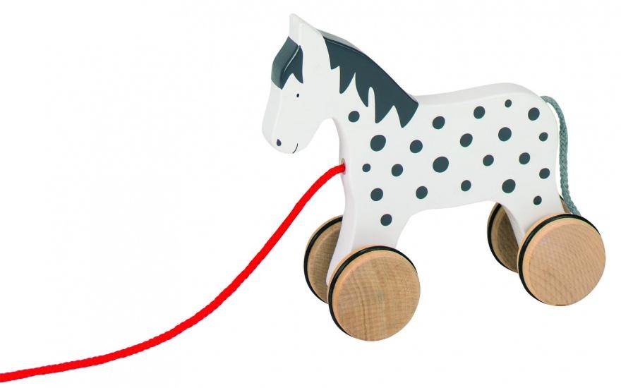 Goki Trekdier Paard Alvah
