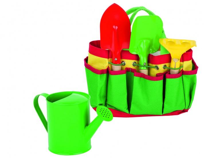Toys Pure Tuin: Tuingereedschap 5 Delig