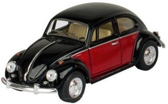 Goki Volkswagen Classic Beetle (1967) Zwart 13.5 cm