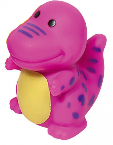 Goki Waterworld: Waterpistool Dinosaurus Roze