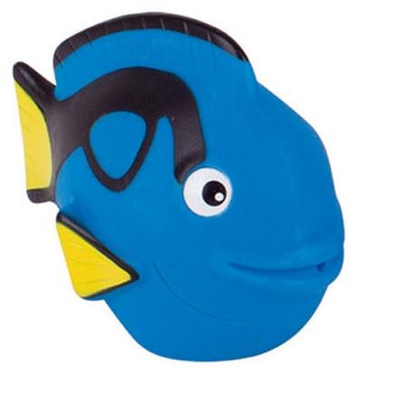 Goki Waterworld: Waterspuiter Vis Blauw