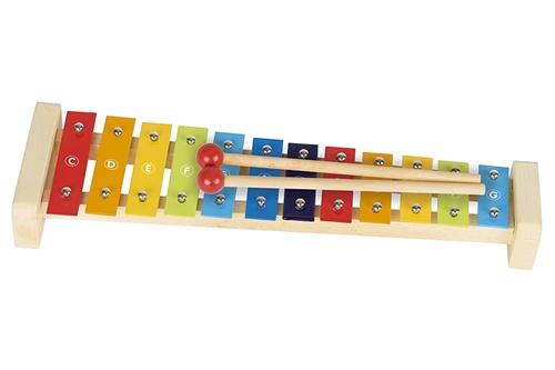 Goki xylofoon hout 37,5 cm