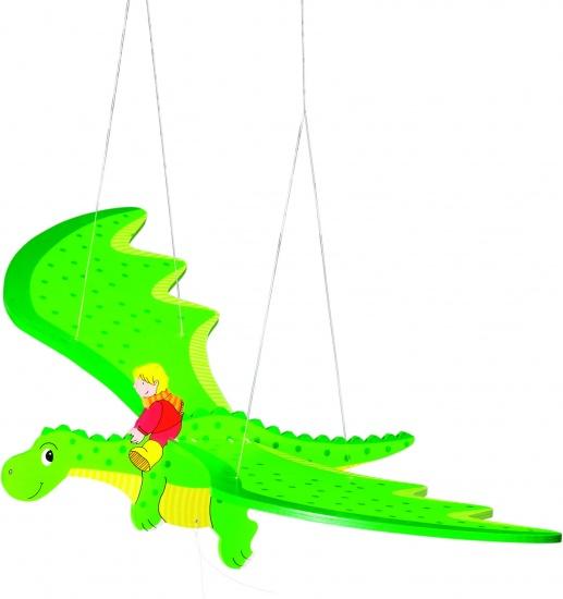 Goki Zweeffiguur Draak 50 cm
