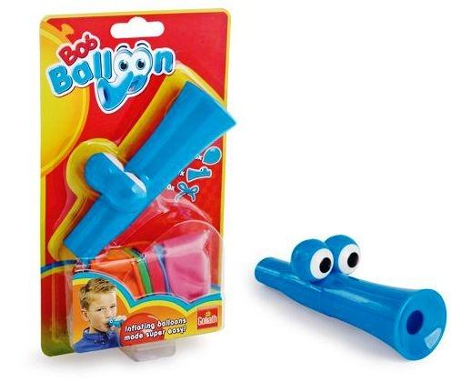 Goliath Bob Balloon Blauw 11,5 X 4,2 cm