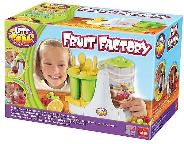 Goliath Lets Cook: Fruit Factory