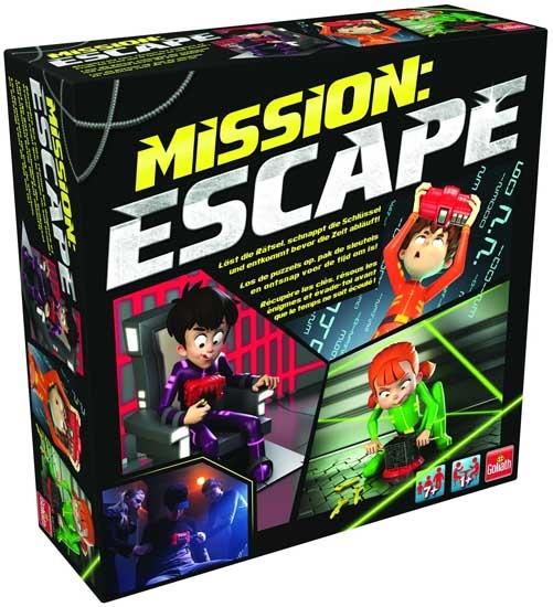 Goliath Skill Game Mission Escape Internet Toys