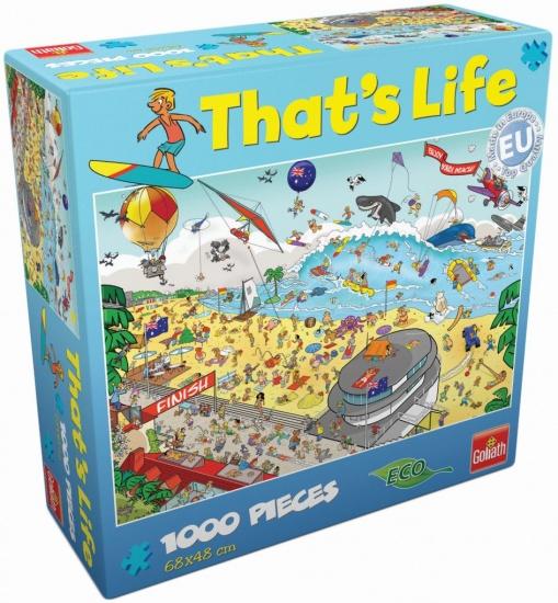 Goliath Puzzel That´s life Bondi Beach: 1000 stukjes