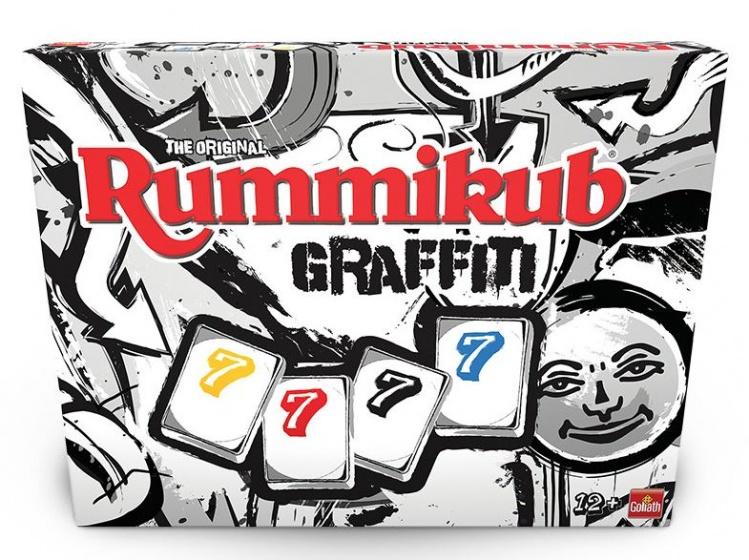 Goliath Rummikub Graffiti