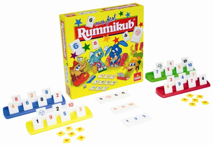 Goliath Rummikub: My First