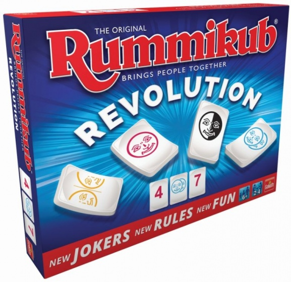 Goliath Rummikub: Revolution