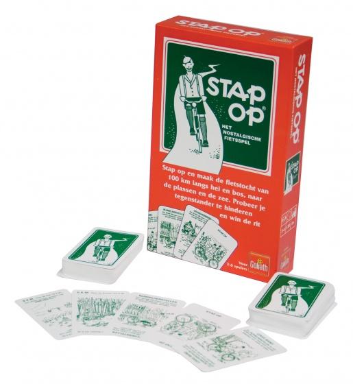 Goliath Stap Op kaartspel