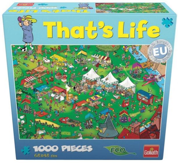 Goliath That's Life Summerfair legpuzzel 1000 stukjes ...