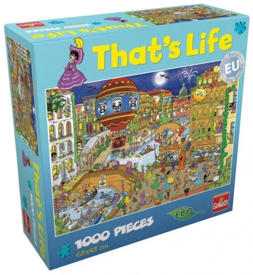 Goliath That's Life Venice legpuzzels 1000 stukjes ...