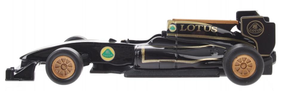 Goki Lotus T125 zwart 11 cm