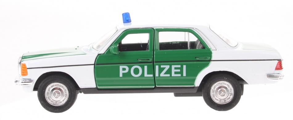 Goki Politie Trabant 601 groen/wit 12 cm