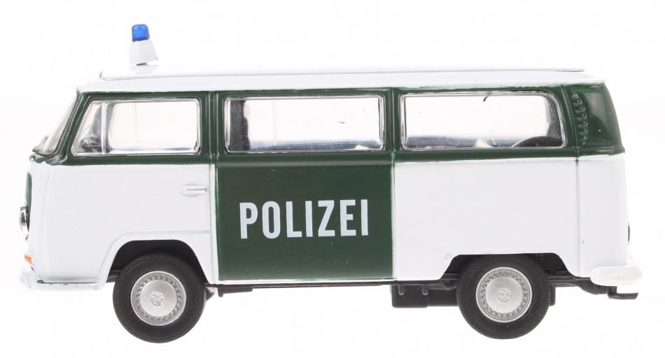 Goki Politie Volkswagen Classical bus (1962) wi/gr 12 cm