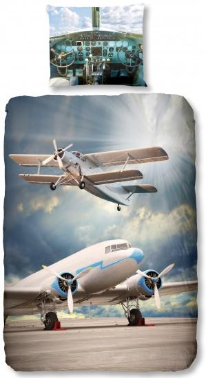 dekbedovertrek Airplanes