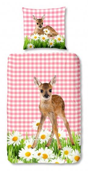 Good Morning Bambi Dekbedovertrek 140 x 220 cm