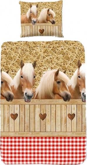 Horses dekbedovertrek