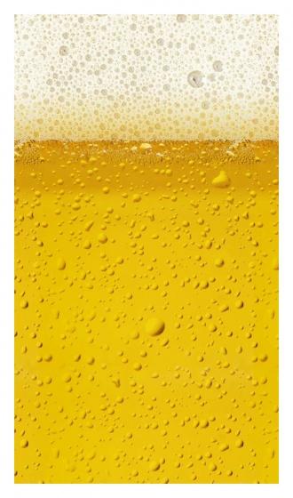 Good Morning strandlaken Bier 100 x 180 cm groen kopen