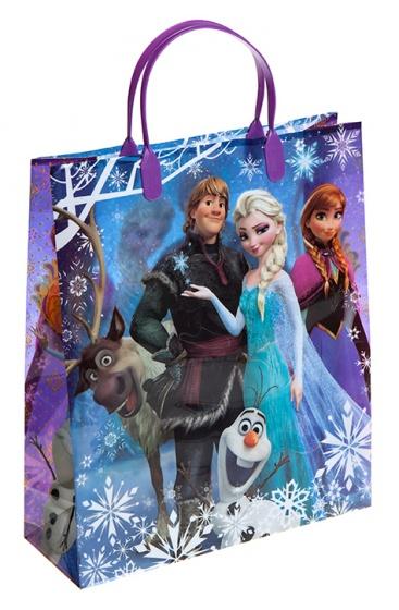 Kamparo cadeautas Frozen 32 cm paars