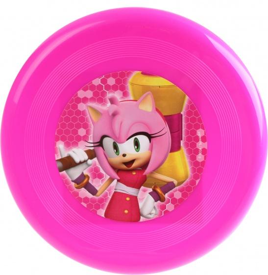 Kamparo frisbee Sonic Boom Amy 19,5 cm roze