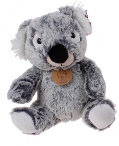 Kamparo knuffelkoala 23 cm grijs