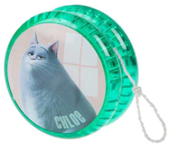 Kamparo lichtgevende jojo Chloe The Secret Life of Pets groen