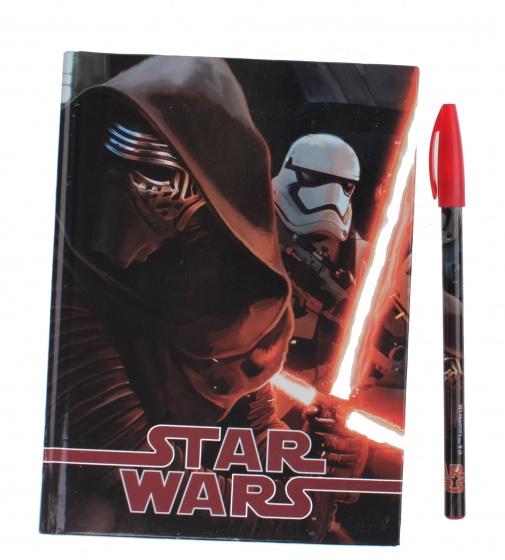 Kamparo notitieblok met pen Star Wars 17 x 12,5 cm kopen