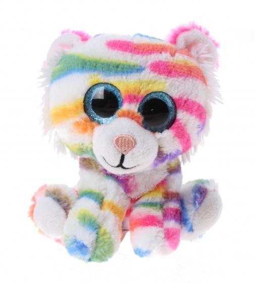 Gosh! Designs pluchen knuffel tijger 15 cm junior