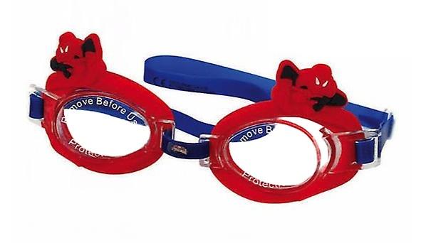 Kamparo zwembril Spider Man junior rood kopen