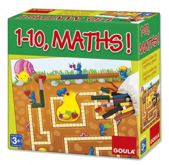 Goula Passen en Meten 1 10 leerspel