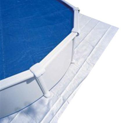 Gre Ondervloer Wit 1100 x 600 cm