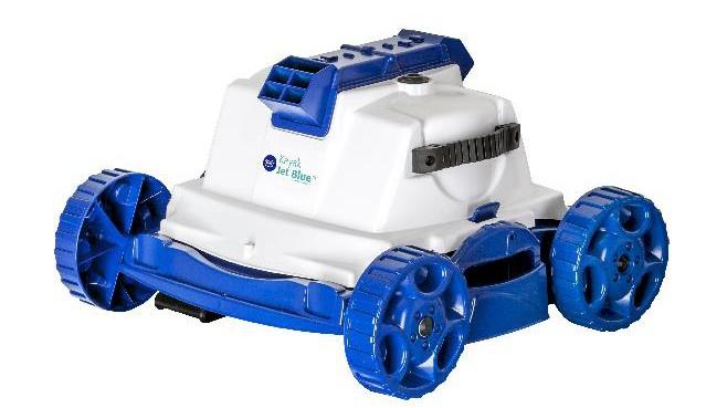 Gre Robot Zwembadstofzuiger Kayak jet blauw
