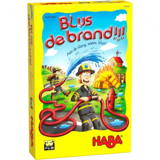 Haba gezelschapsspel Blus De Brand!!! junior 23 delig (NL)