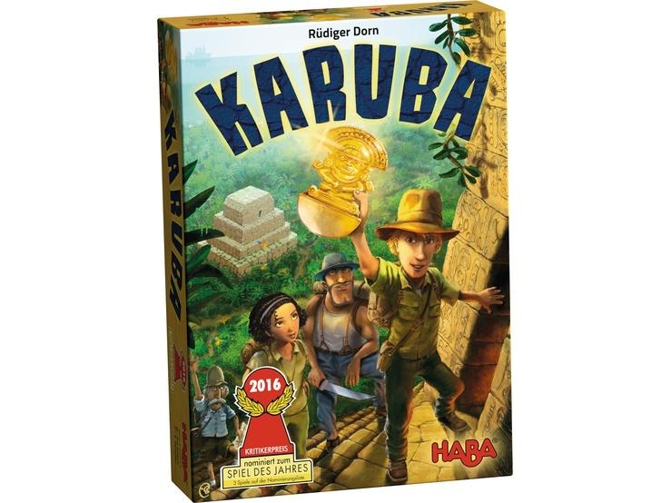 Haba gezelschapsspel Karuba (DU)