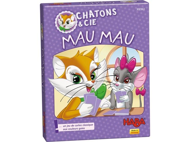 Haba kaartspel Chatons & Cie Mau Mau (FR)