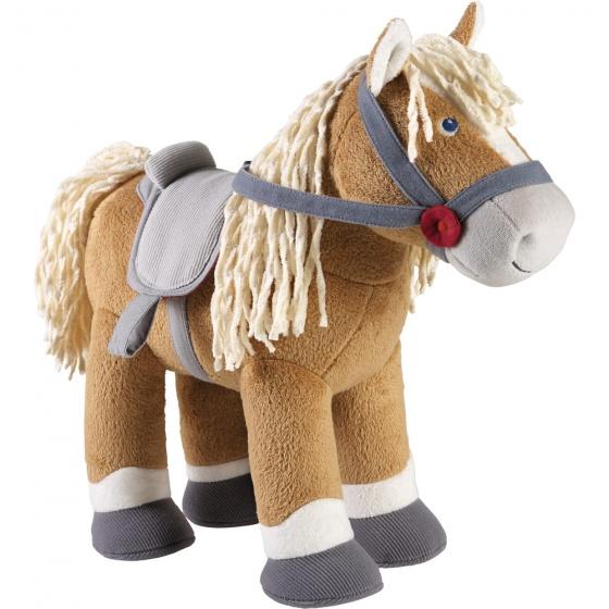 HABA Doll Horse Leopold