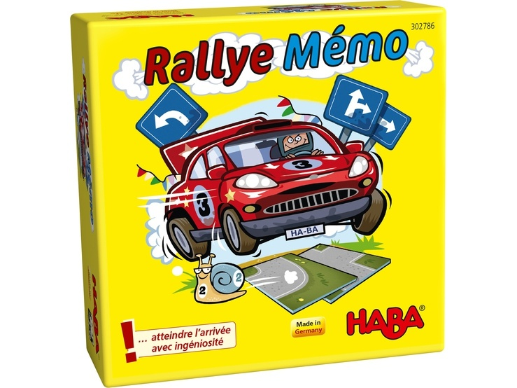 haba memospel rallye m mo fr internet toys. Black Bedroom Furniture Sets. Home Design Ideas