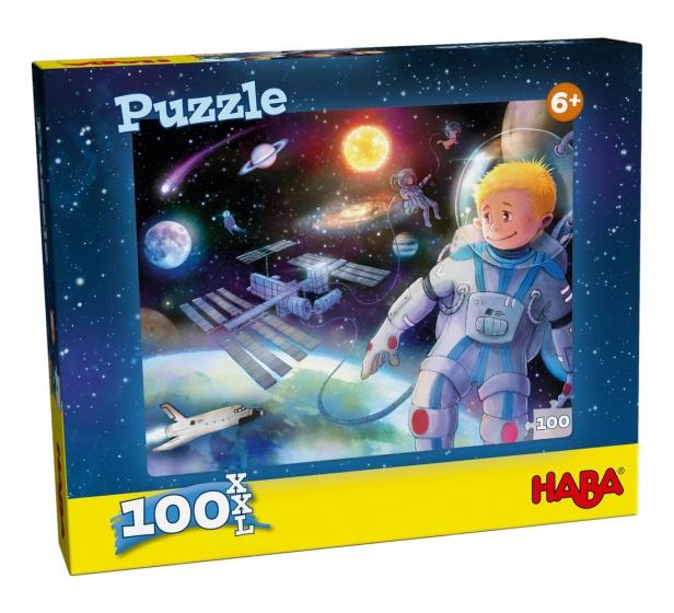 Haba puzzel Heelal 100 stukjes