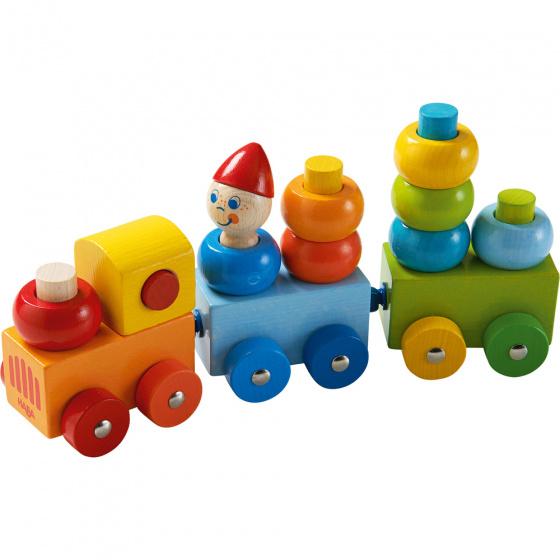 Op Penny Blossoms (fashionbabes vinden hier de beste online shops) is alles over speelgoed te vinden: waaronder kids en specifiek Haba stapelspeelgoed trein 32 cm junior hout 17 delig van de online shop internet-toys.com
