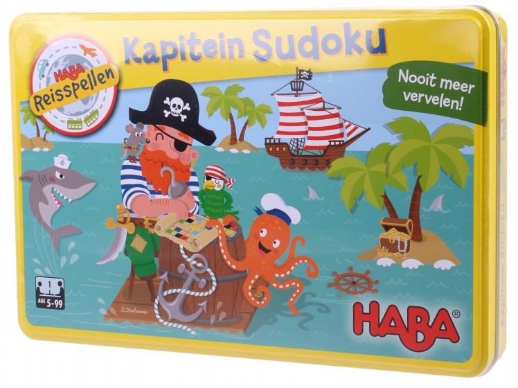 Haba sudoku Kapitein (NL)