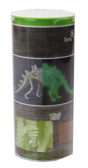 Haba Terra Kids glow in the dark Stegosaurus 26 cm