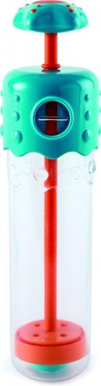 Hape badspeelgoed Multi spray 24 cm groen/oranje